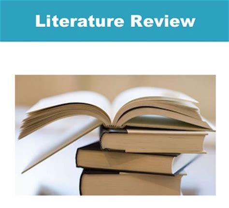 A Review of Theoretical and Empirical Literature - Unresolved